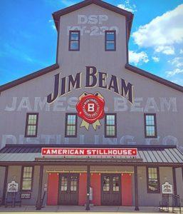 list of bourbon distilleries in kentucky - Jim Beam